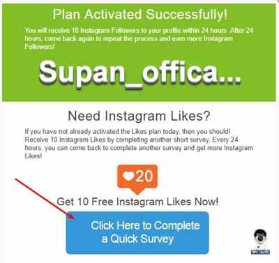 10 Cara Auto Like dan Followers Instagram 2019