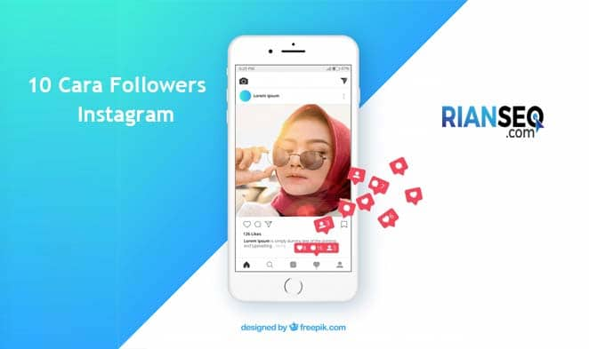 10 Cara Auto Like dan Followers Instagram 2019
