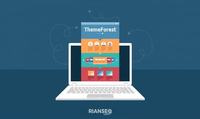 tips menjual produk template blogger di themforest