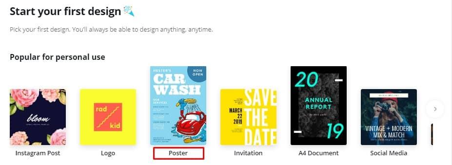 Tutorial Membuat Desain Poster di Canva
