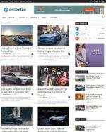 demo newspaper versi blog